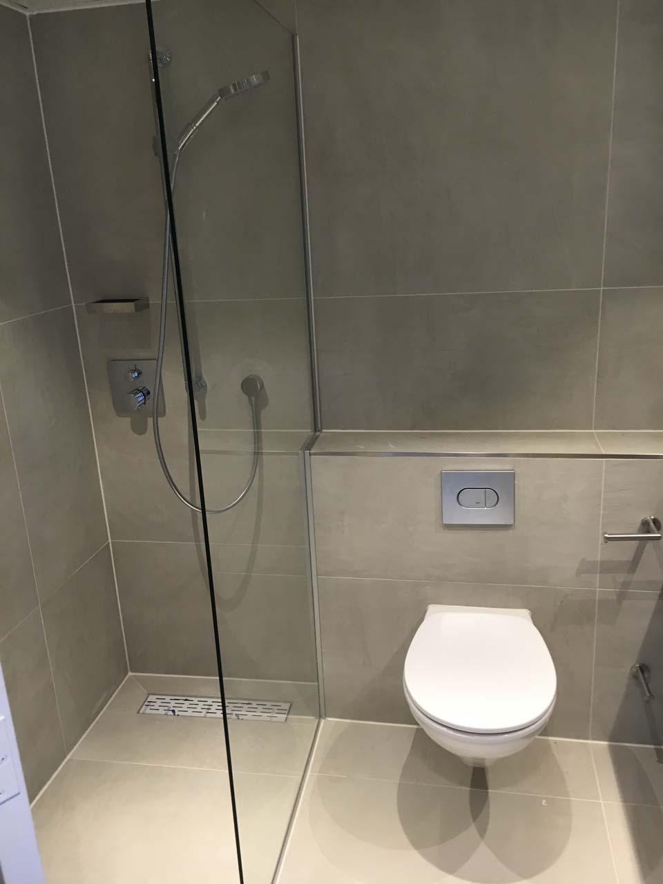 douche-toilet